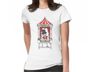 Women's Phonus Balonus Ringmaster T-Shirt - White main photo