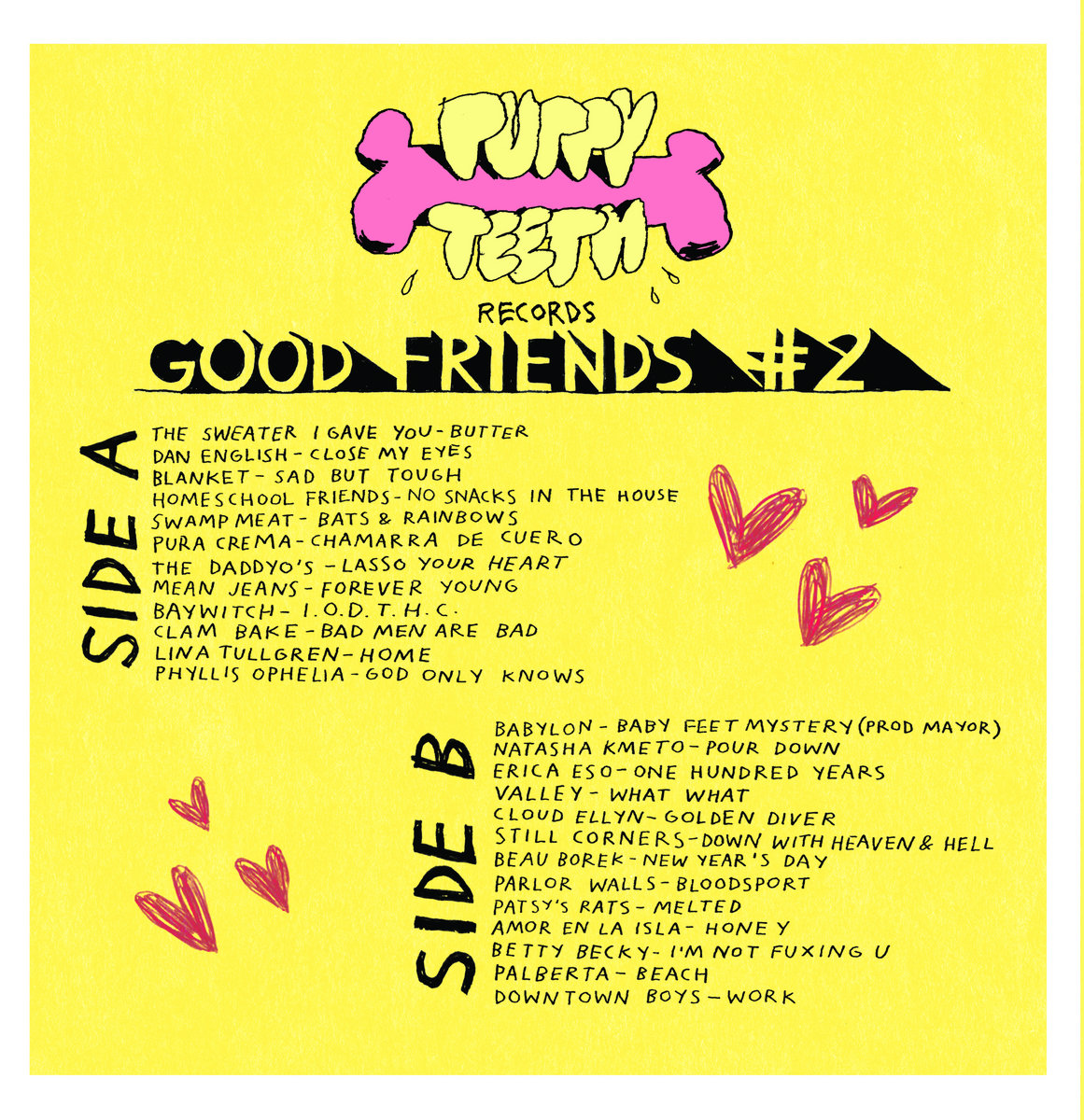 Puppy Teeth Records
