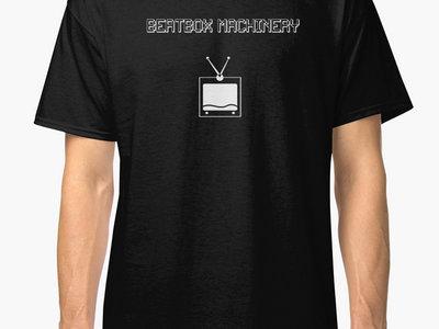 BEATBOX MACHINERY T.V. T-shirt main photo