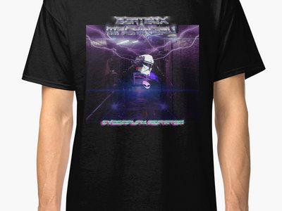 BEATBOX MACHINERY Cyberpunk Agitator T-shirt main photo