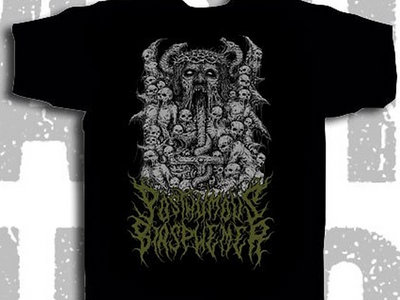 "Posthumous Blasphemer T-Shirt ""Ash for Utopia""  main photo"