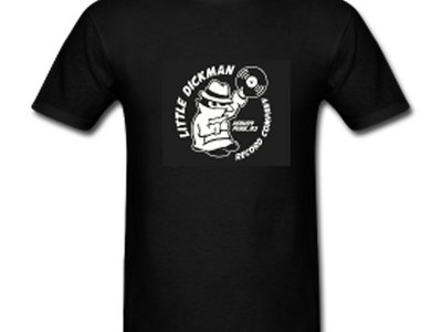 Little Dickman Records classic logo Tee main photo