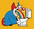 Clown Vomit image