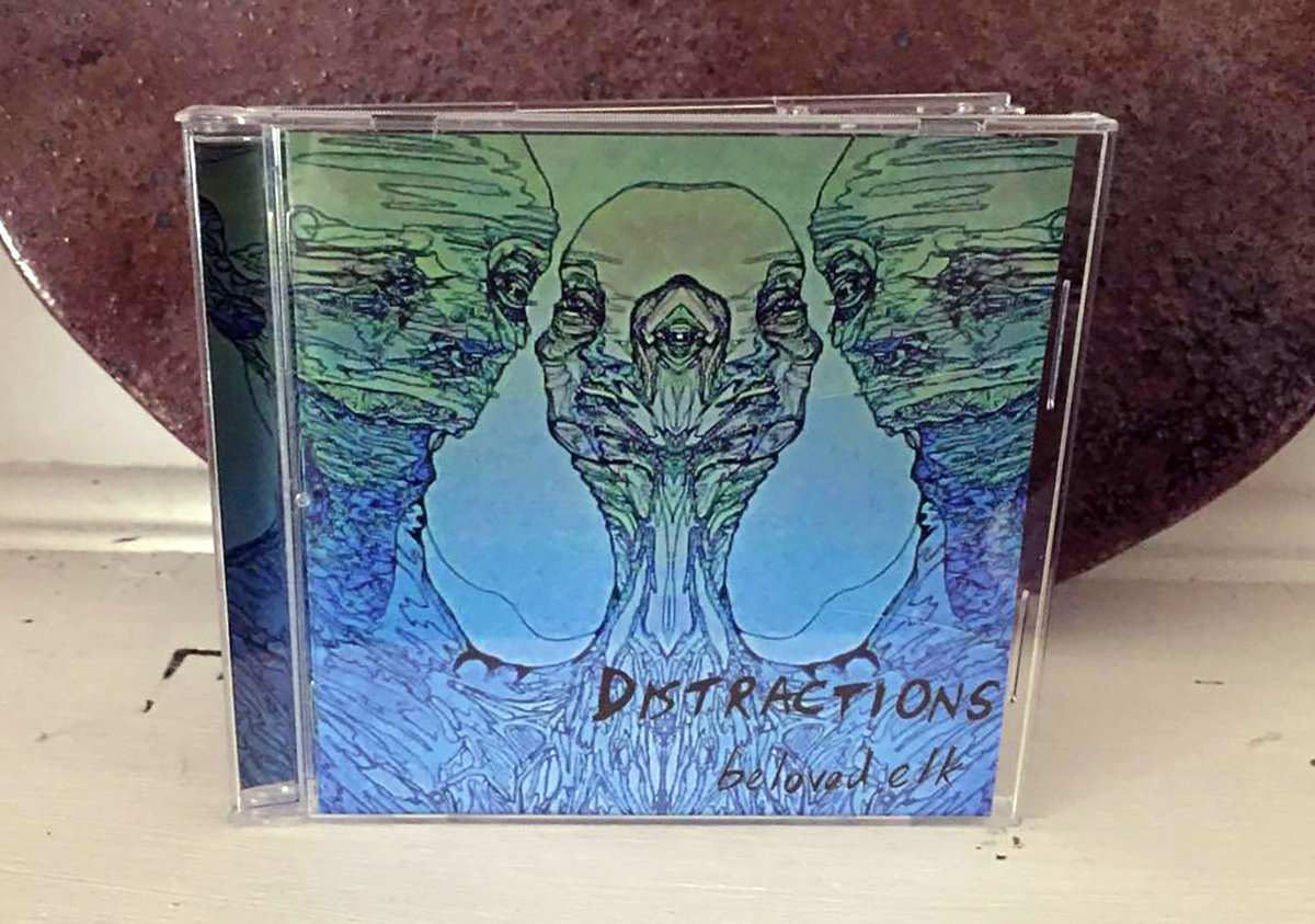 DISTRACTIONS | LISTEN Records