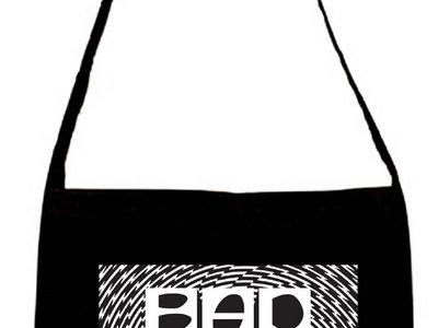 Bad Vibrations fairtrade calico tote bag main photo