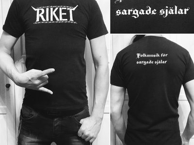 RIKET logo shirt main photo