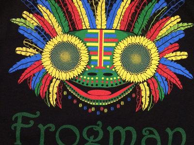The Frogman Experience T-shirt main photo