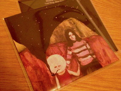 Wizards Tell Lies 'Lost King, After You' Limited Edition CDR main photo