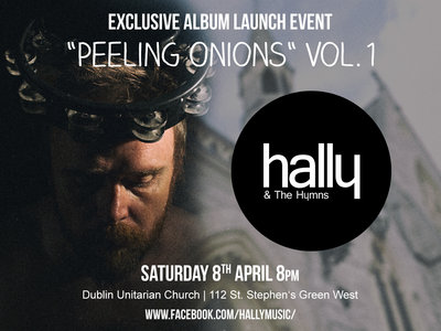 hally - Live Album Launch - 8th April 2017 - Dublin Unitarian Church 8pm main photo
