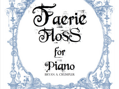 """""""Faerie Floss"""" for Piano (Printed Piano Parts) main photo"""