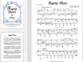 """""""Faerie Floss"""" for Piano (Printed Piano Parts) photo"""
