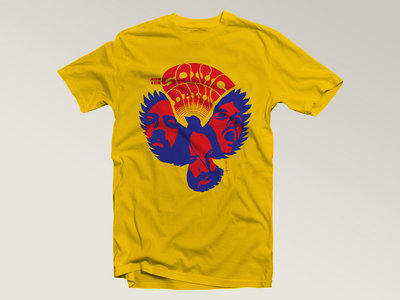 Yellow t-shirt by Robin Gnista main photo