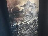 """Battle"" hoodie photo"