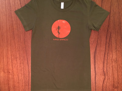"""Mike Errico Limited Edition """"Antenna"""" Women's T, Green main photo"""