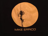 """Mike Errico Limited Edition """"Antenna"""" Women's T, Black/Yellow photo"""