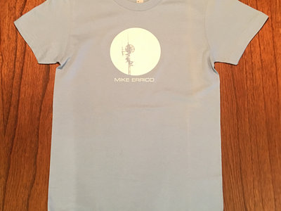 """Mike Errico Limited Edition """"Antenna"""" Women's T, Light Blue main photo"""