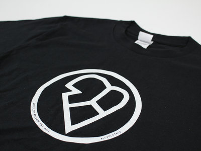 Black T-shirt Classic Design - LOVCLOTH02 main photo