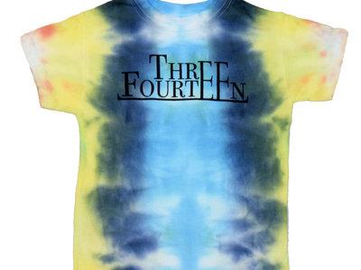 Three Fourteen Shirt (Vertical Tie Dye) main photo