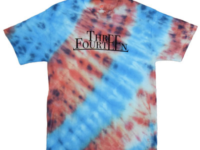 Three Fourteen Shirt (Ripple Tie Dye) main photo