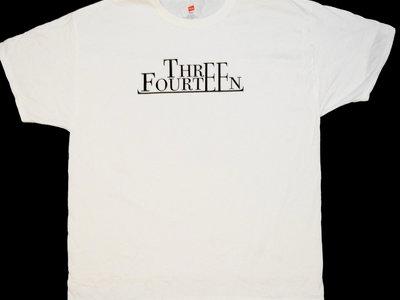 Three Fourteen Shirt (Plain White) main photo