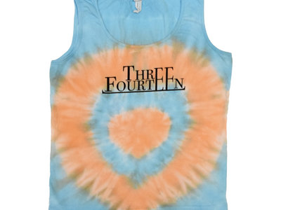 Three Fourteen Shirt (Women's Tie Dye Tank Top) main photo