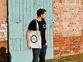 100% recycled TOTE BAG photo