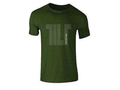 Official TILT T-shirt DARK GREEN main photo
