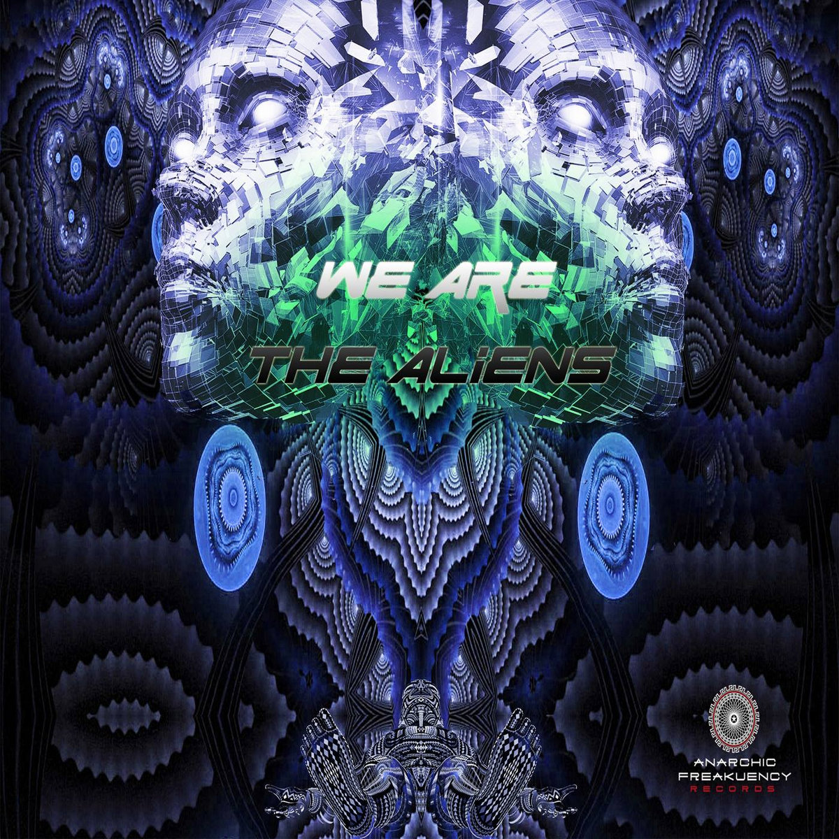 we are the aliens va anarchic freakuency