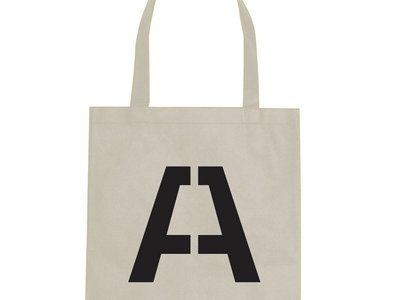Tote Bag (Black/White) main photo