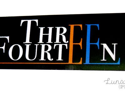 Sticker (Three Fourteen Logo) main photo