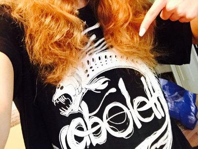 "Aboleth ""Psionic Death Eel"" T-Shirt main photo"