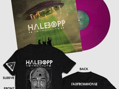 Vinyl Record + Shirt (FarFromHome) main photo