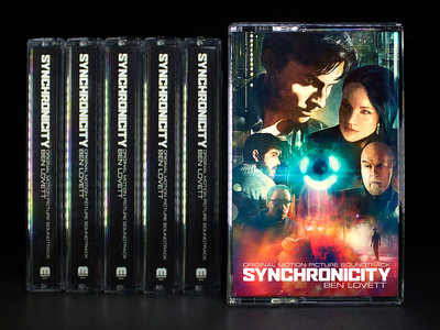 Synchronicity cassette main photo