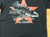LAST FEW!!!  'Roll To The Left' T-Shirt - SIZES = Mens Small & Womens Cut photo
