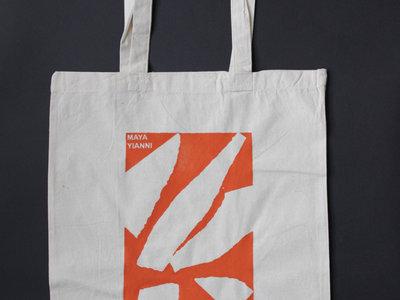 Hand Printed Tote Bag main photo