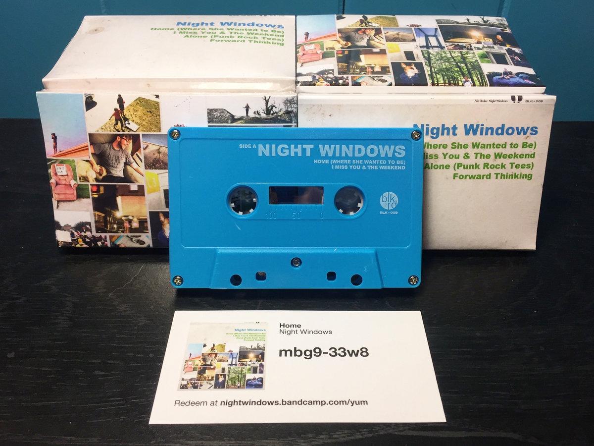 Home | Night Windows