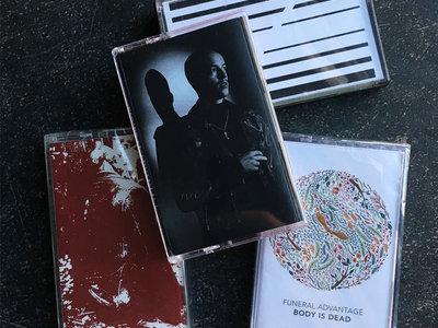 Funeral Advantage || 4x cassette discography main photo