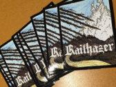 "Railhazer ""Eight of Wands"" Stickers x 5 photo"
