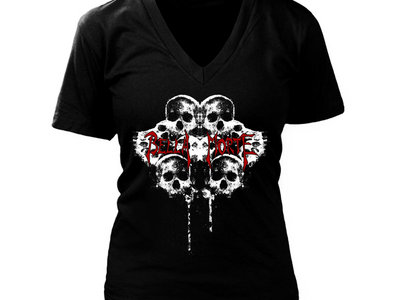 Girls Deep-V T-shirt main photo