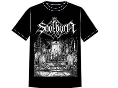 Soulburn altar shirt main photo