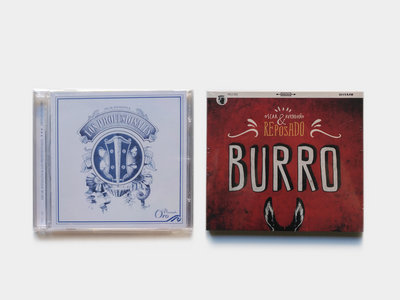 Burro + Demasiado Oro (ambos en cd) main photo