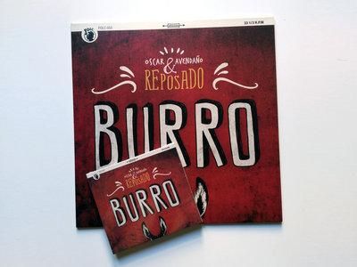 Burro (vinilo + cd) main photo