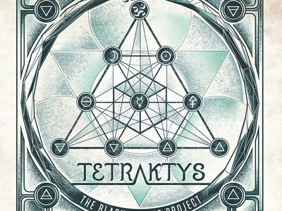 Tetraktys - New album pre-order main photo
