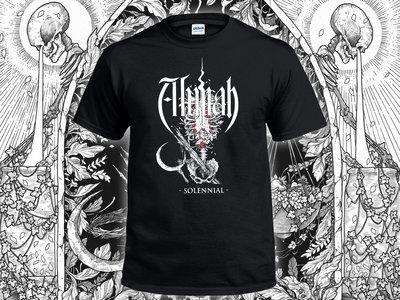 Alunah Solennial Album Torso T-Shirt main photo