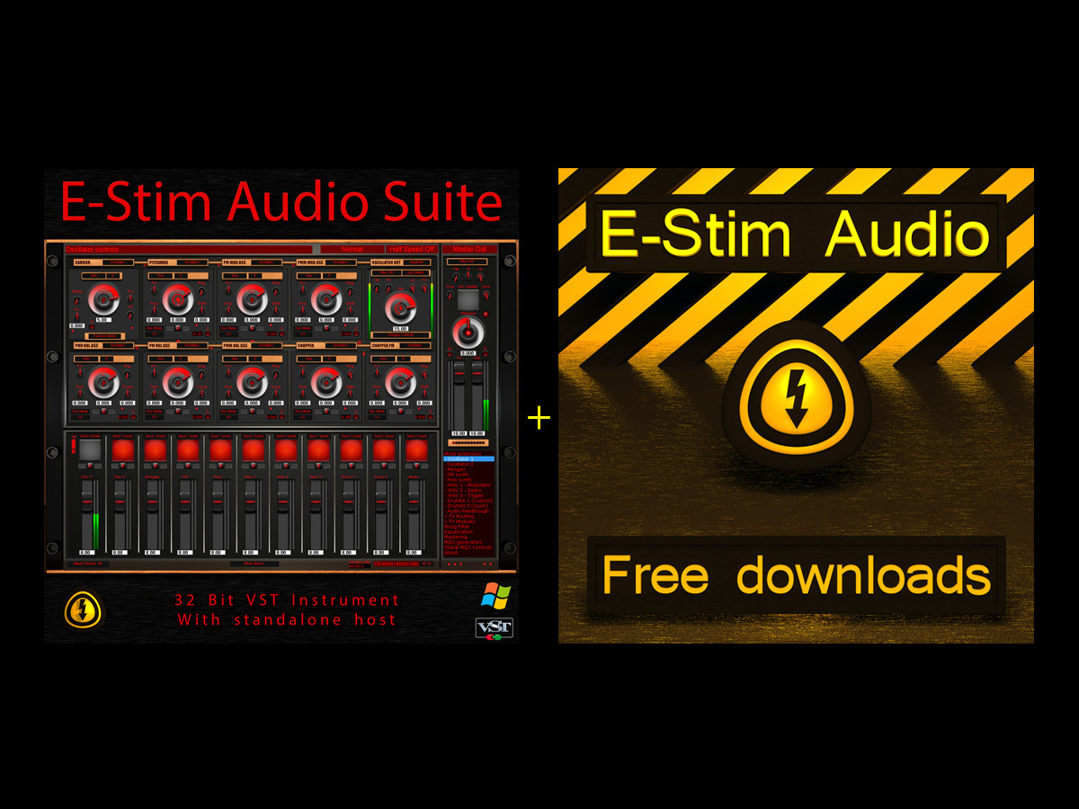 E Stim Audio Suite On A Sandisk Ultra  Gb Usb   Drive Digital Download Of E Stim Audio Suite