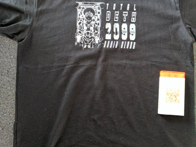 Limited Edition DETH T-Shirt / Cassette Bundle main photo