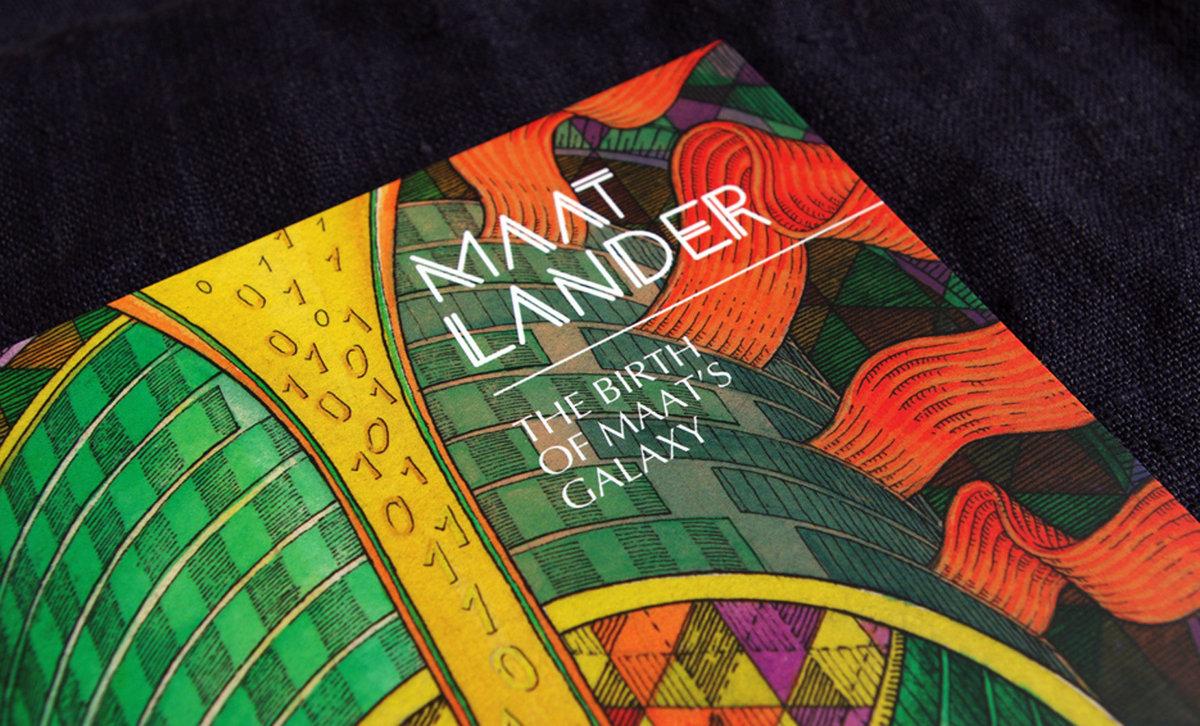 The Birth Of Maat's Galaxy | maatlander
