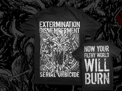 T-Shirt - Serial Urbicide main photo