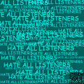 Hate All Listeners image