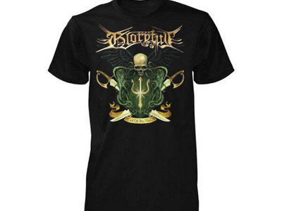 """GLORYFUL - Official Tour Shirt 2017 """"End Of The Night"""" main photo"""